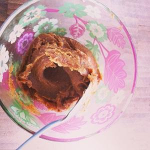 date caramel healthy dessert