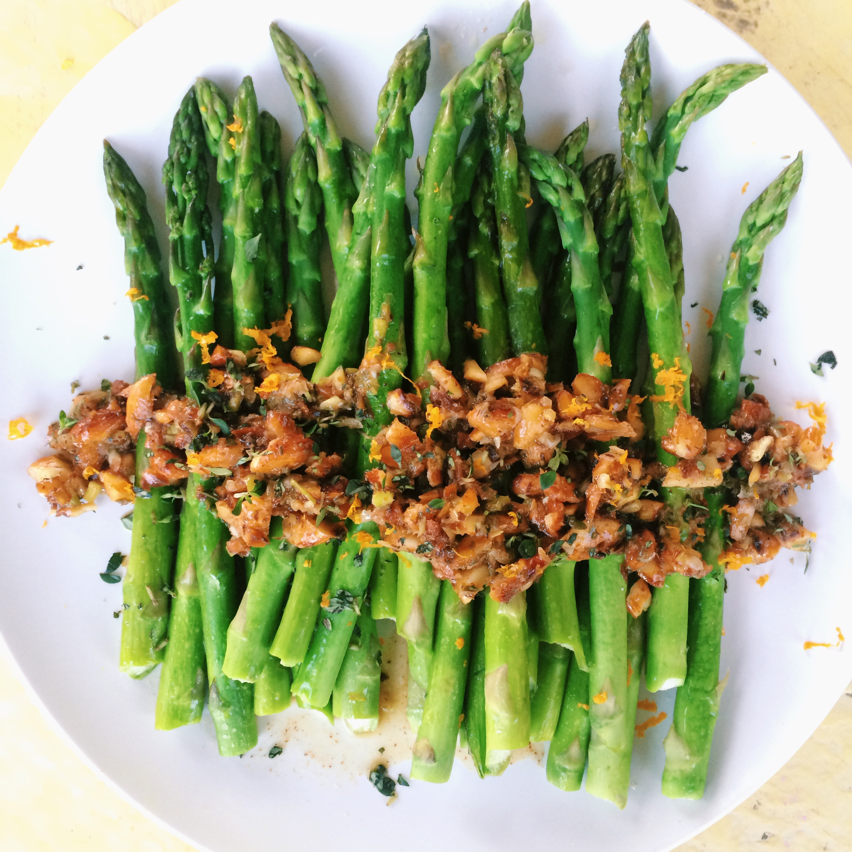 Green Gem Asparagus: Simple Vegetable-heavy Recipes