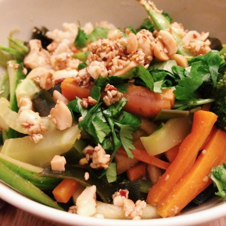 Plenty more ottolenghi vegan rice bowl macrobiotic