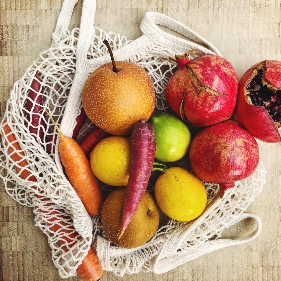 Meal plan vegan farmers market zero waste meal prep whole good plant based