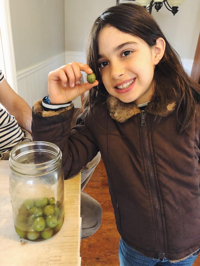 olives vegan kids zero waste