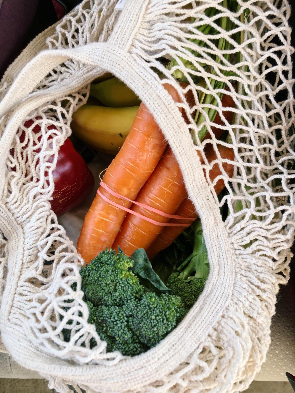 Vegan zero waste groceries california