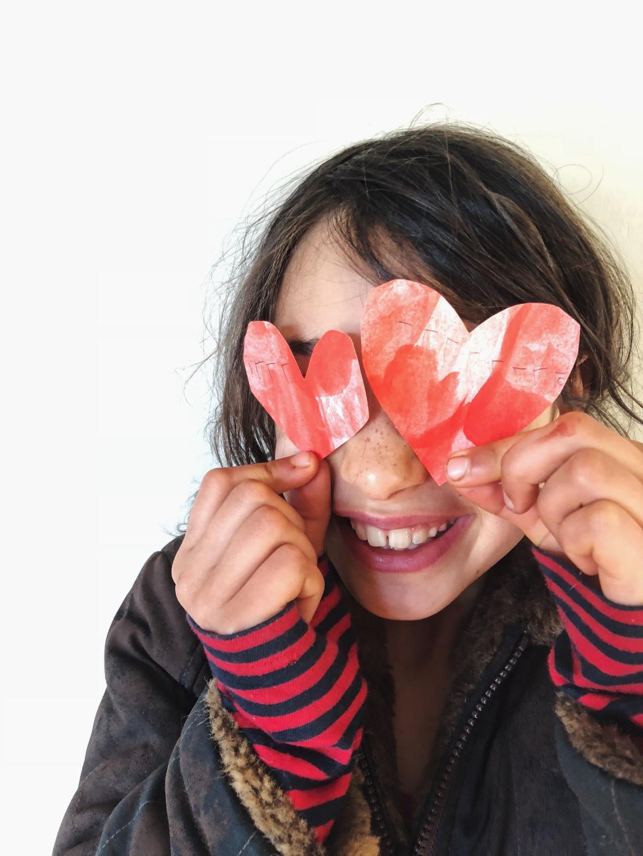 Valentines zero waste