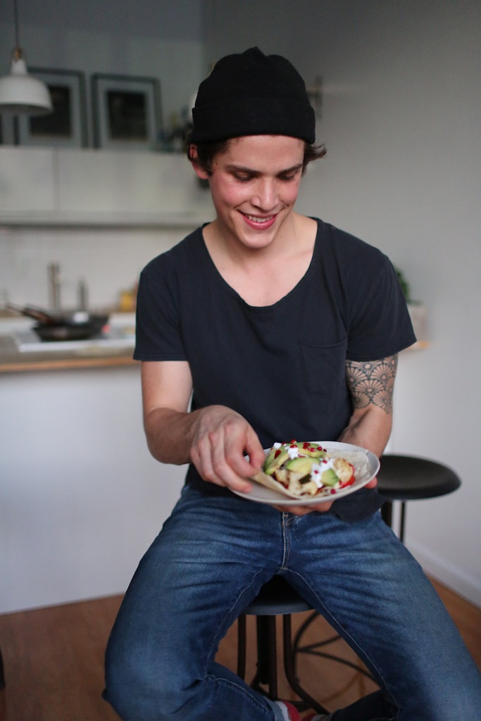 Max la manna vegan chef