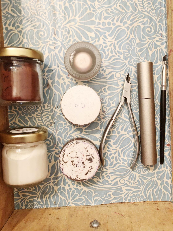 makeup zero waste