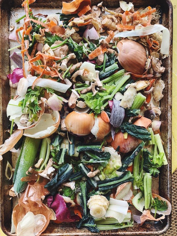 veggie scrap stock