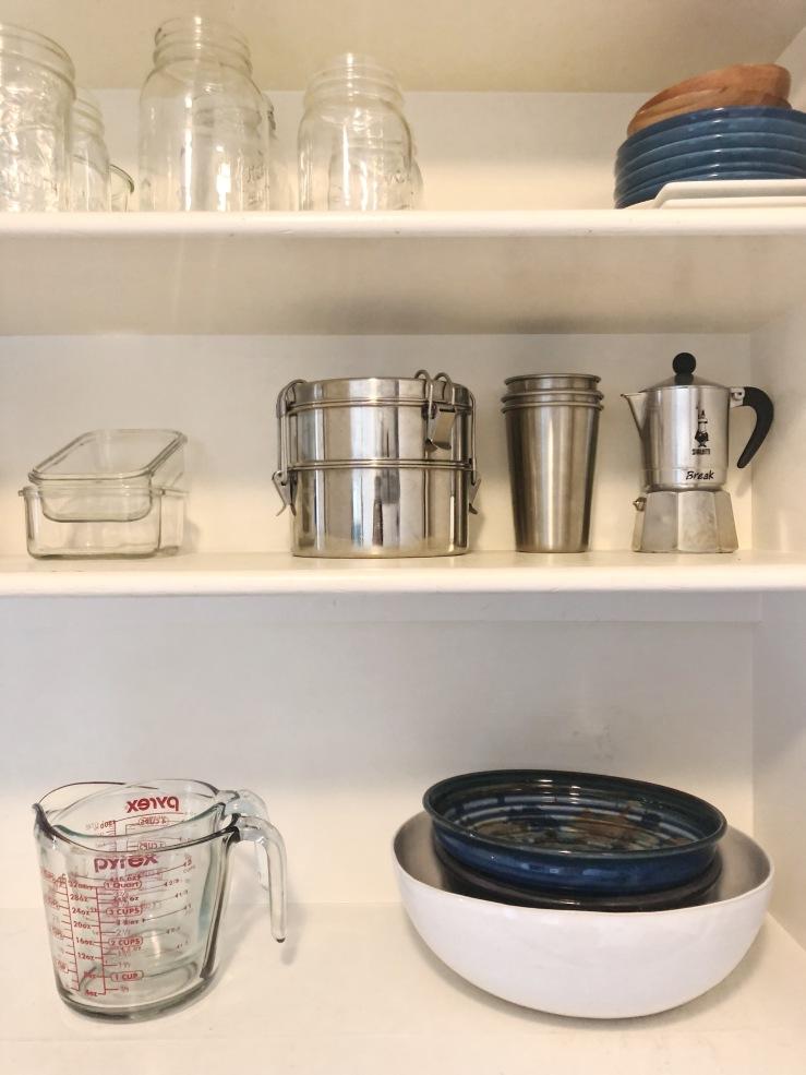 zero waste cupboard