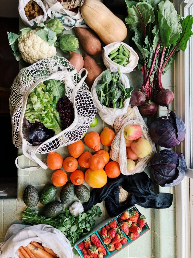 zero waste food groceries