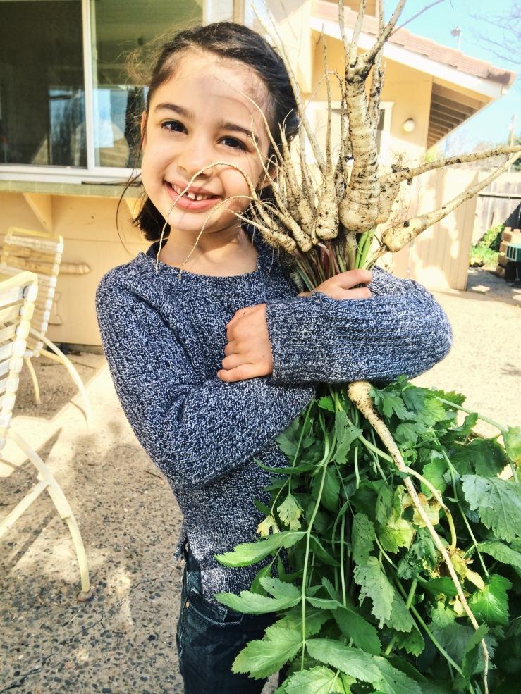 parsnip garden kids
