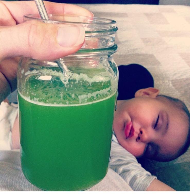 Celery juice arthritis