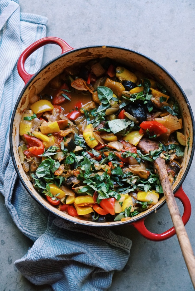 ratatouille vegan
