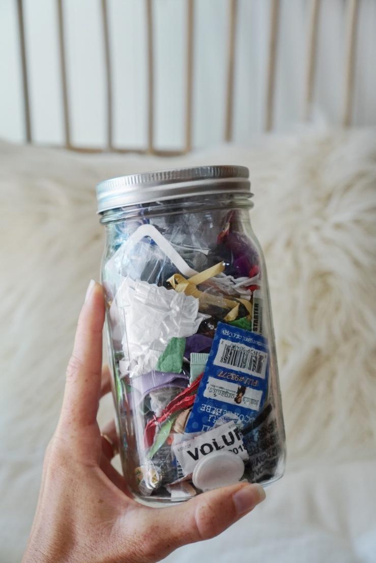 trash jar