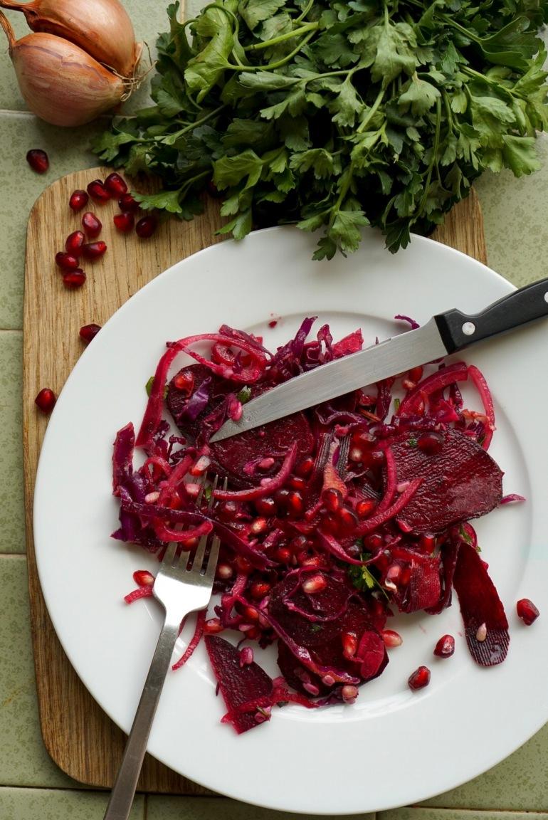 beet pomegranate salad mimi thorisson